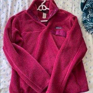 Jackets & Blazers - Fuchsia pink Patagonia jacket